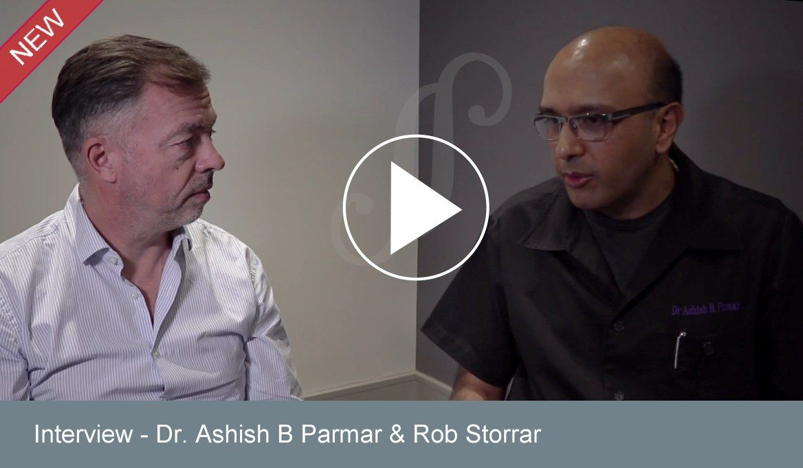 Interview - Dr. Ashish B Parmar & Rob Storrar